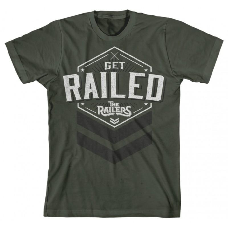 Get Railed T-Shirt