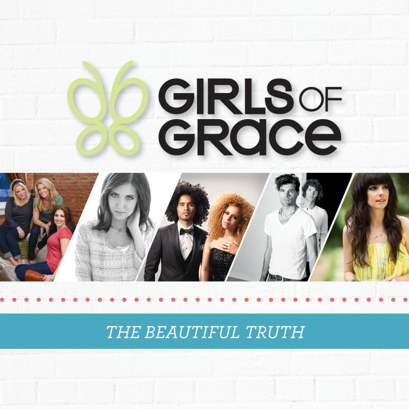 Girls of Grace The Beautiful Truth CD