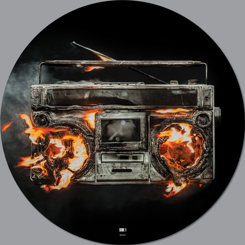 Revolution Radio Picture Disc