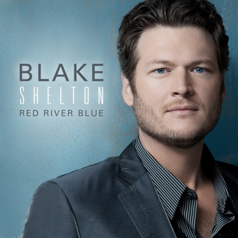 Red River Blue CD Blake Shelton
