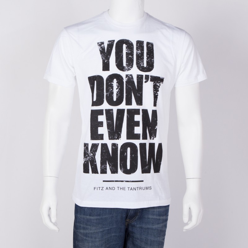 Don't Even T-Shirt