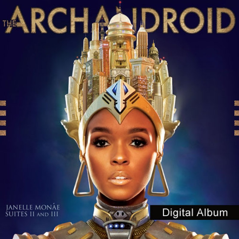 The ArchAndroid Digital MP3 Album