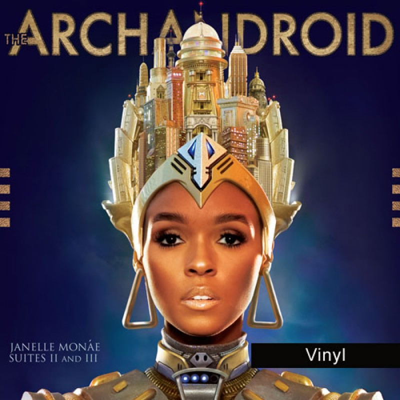 The ArchAndroid Vinyl