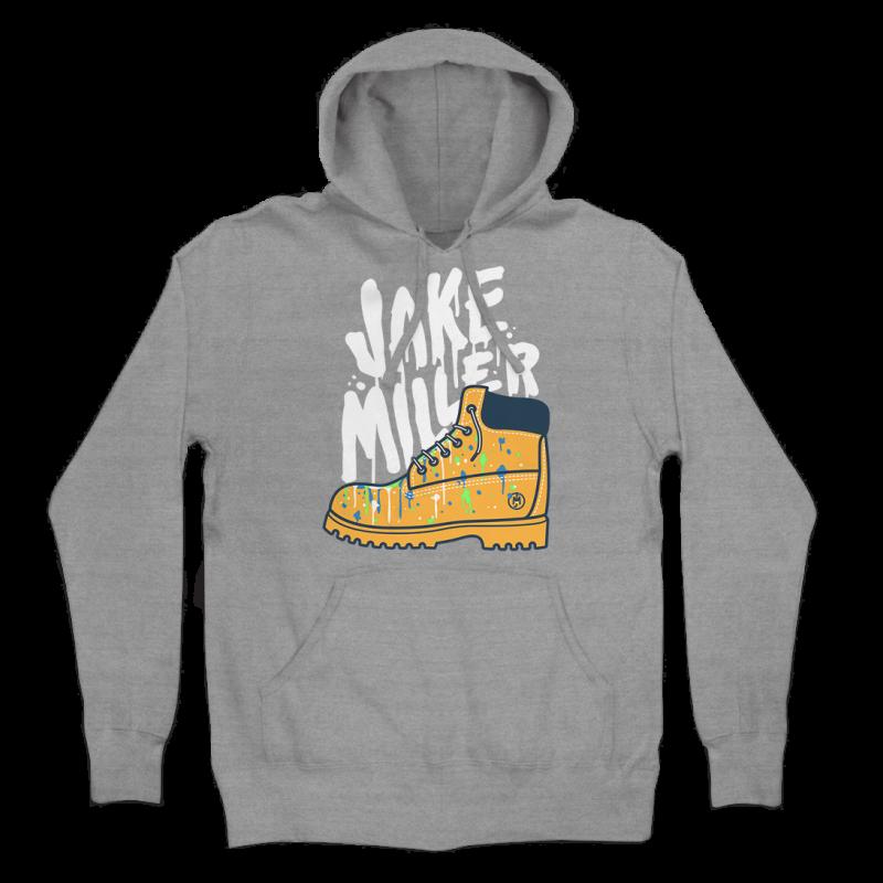 Painted Tims hoodie