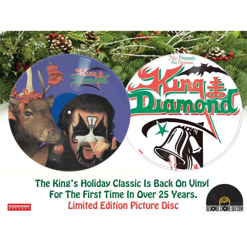 KING DIAMOND - No Presents For Xmas 12-inch Vinyl