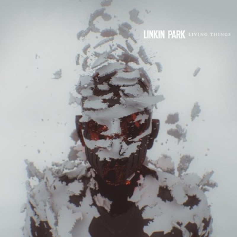 Living Things CD Linkin Park