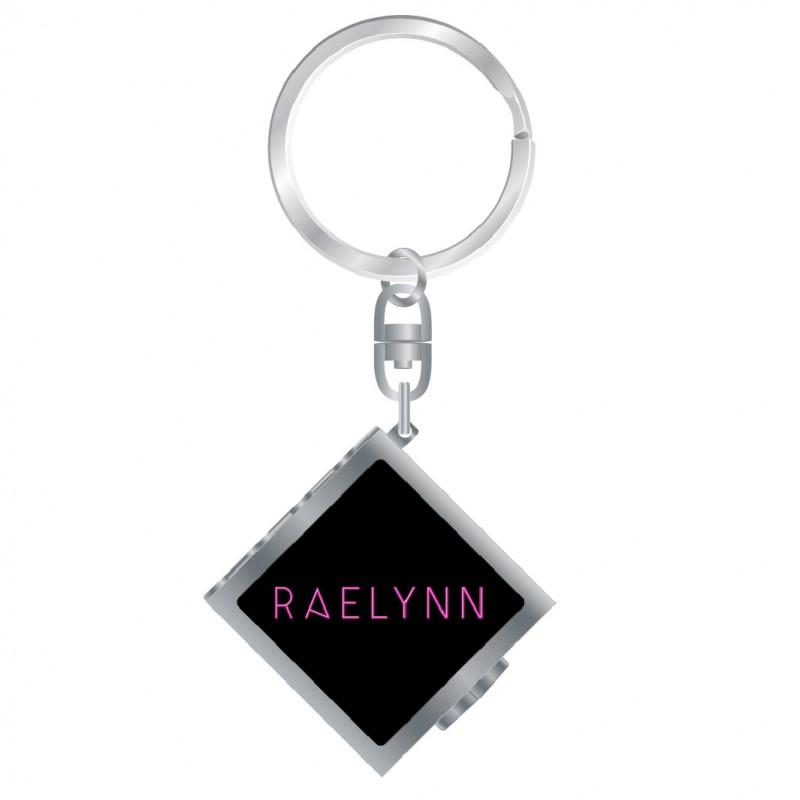 Logo Keychain Mirror