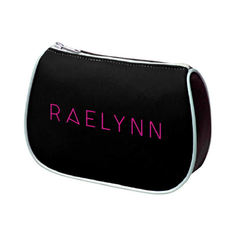 Logo Makeup Bag