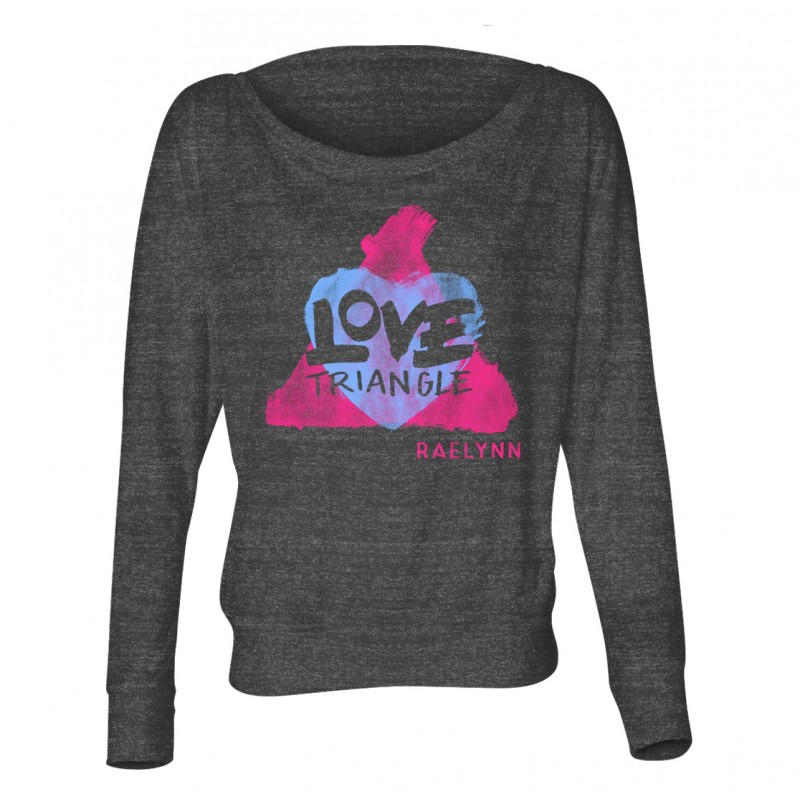 Love Triangle Pullover