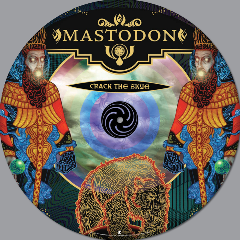 Crack The Skye Picture Disc