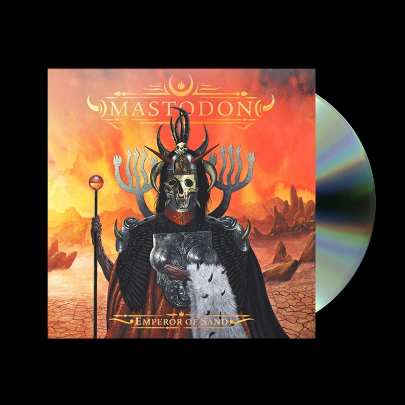 Emperor of Sand CD