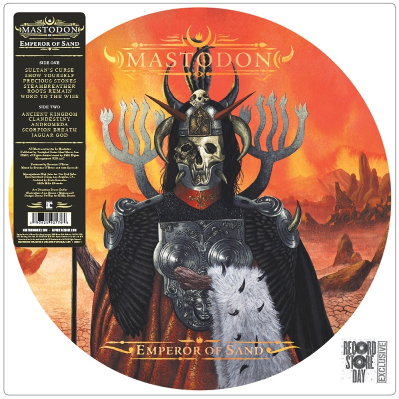 "Emperor of Sand 12"" Picture Disc"