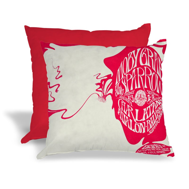 Moby Grape Pillow