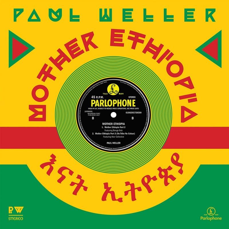 """Mother Ethiopia 12"""" Vinyl Single"""