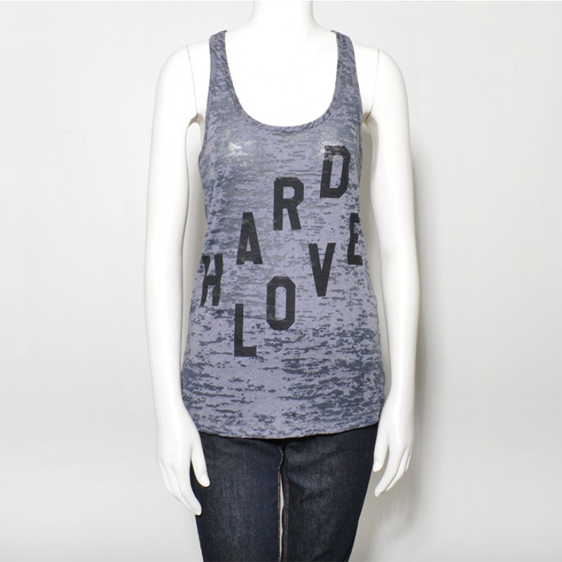Collegiate Hard Love Juniors Tank