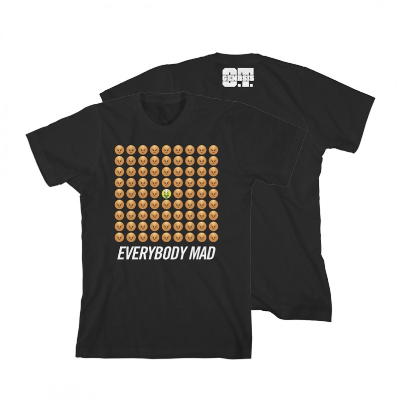 Everybody Mad T-Shirt