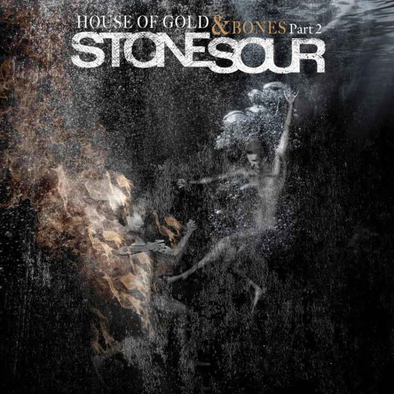 House of Gold & Bones: Part Two CD