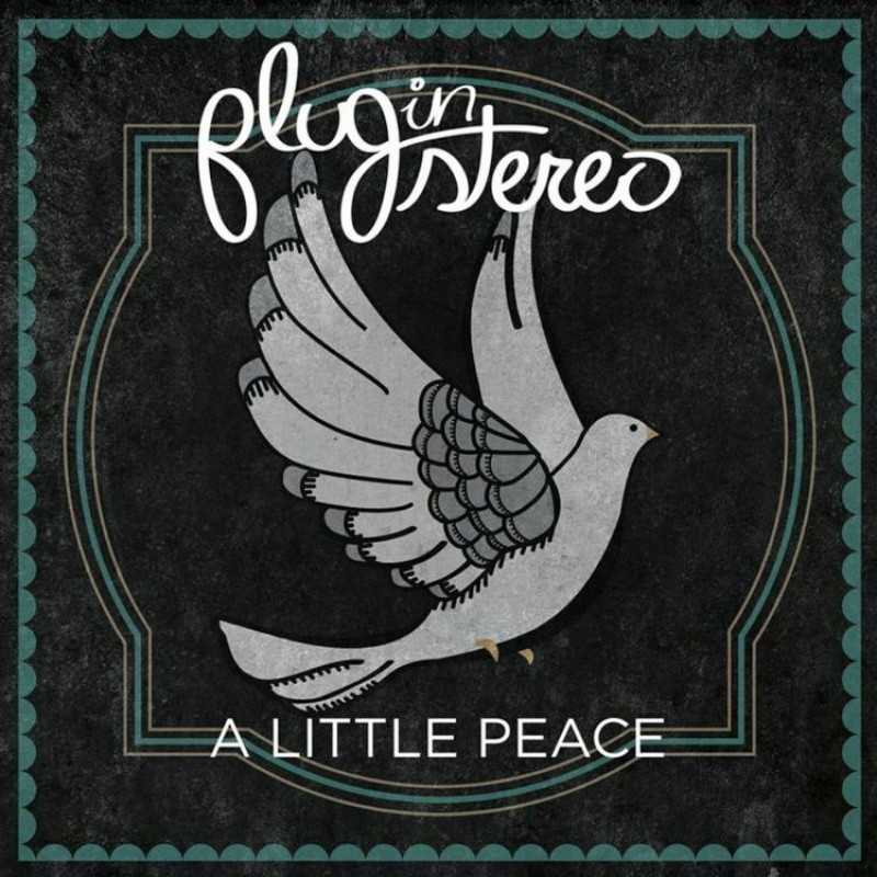 A Little Peace CD EP