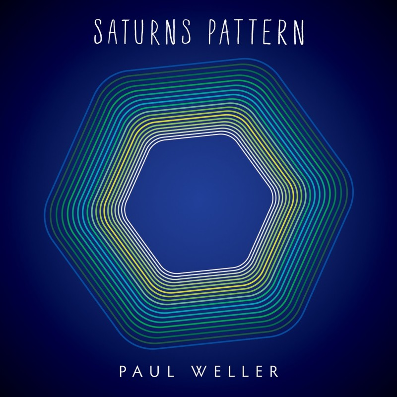 Saturns Pattern Deluxe CD & DVD