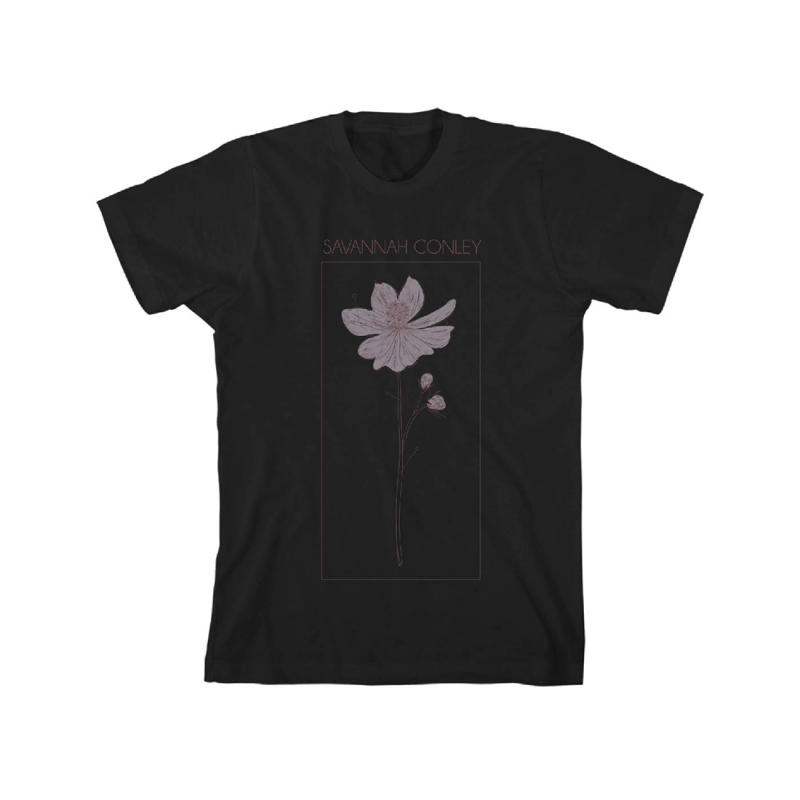 Flower Sketch T-Shirt