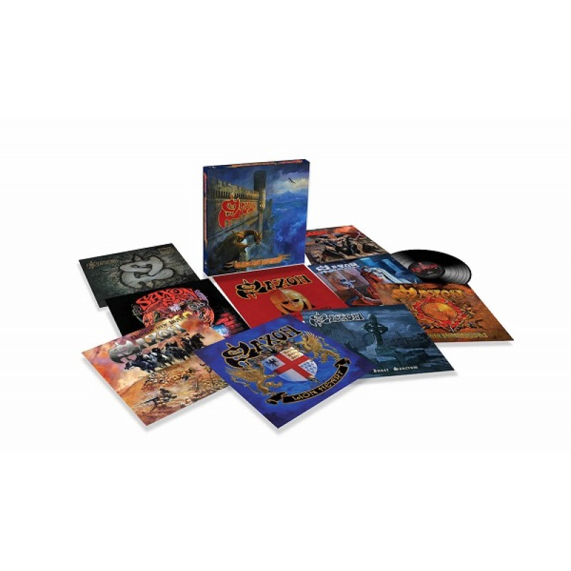The Complete Studio Album Collection 1979-1988 (10CD)