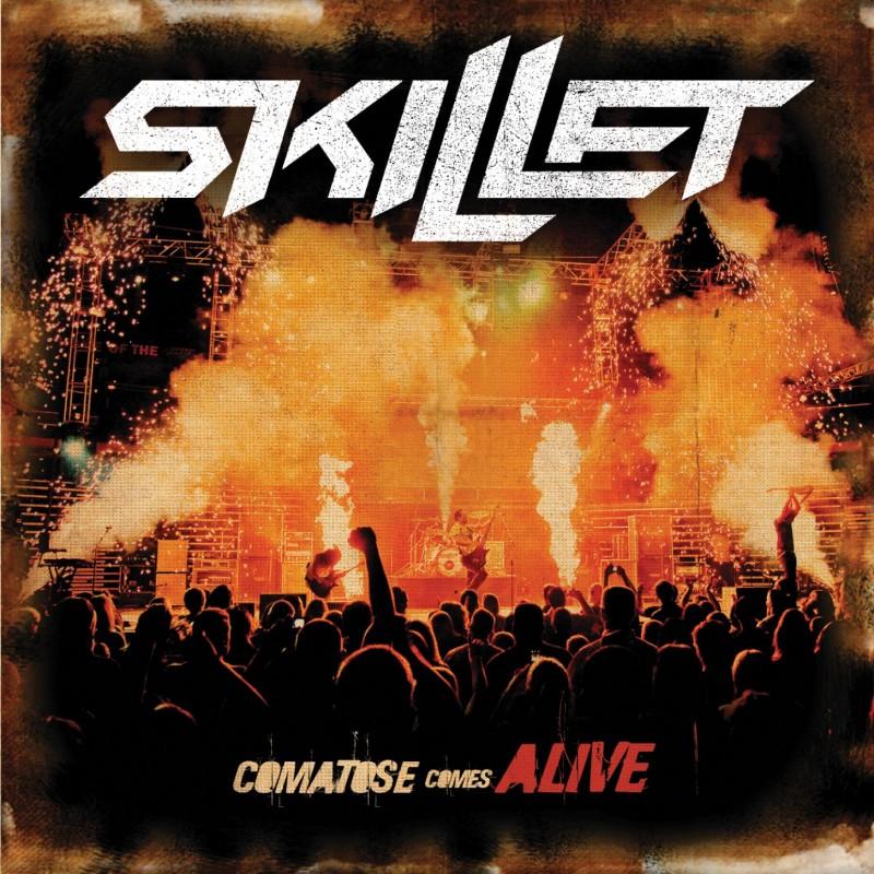 Comatose Comes Alive CD/DVD