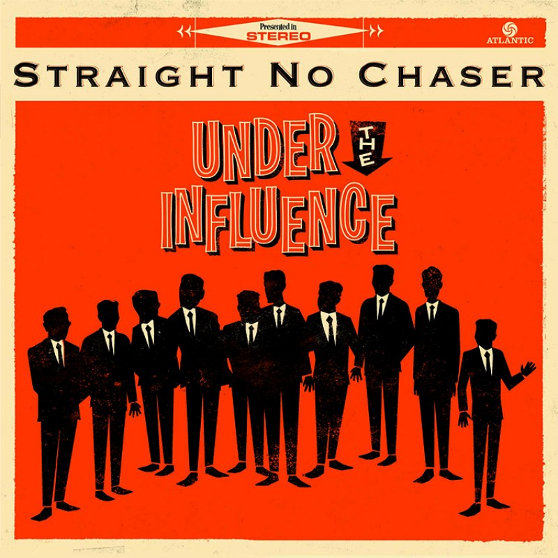 Under The Influence Standard CD