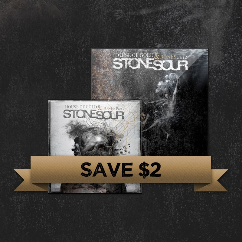 House of Gold & Bones: Part One and Two Digital Bundle