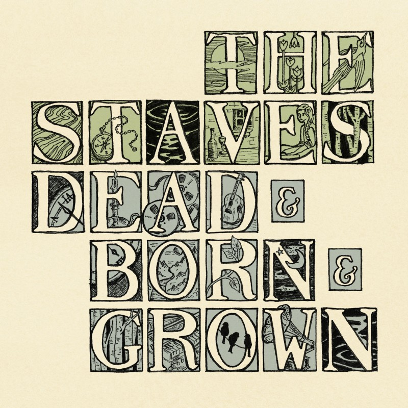 Dead & Born & Grown CD