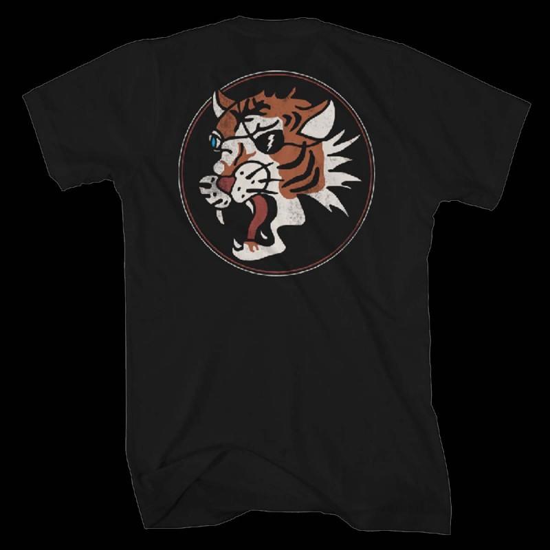 Tiger Pocket T-Shirt