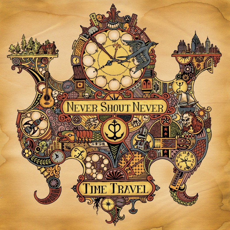 Time Travel CD