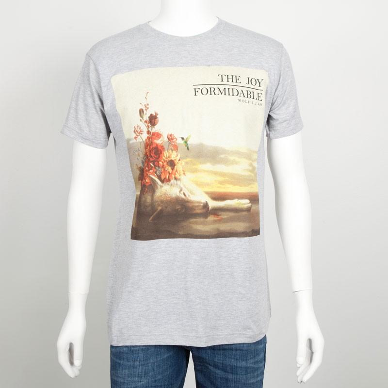 Floral Law T-Shirt