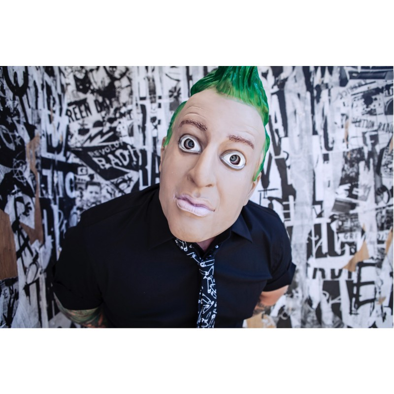 Tré Cool Mask