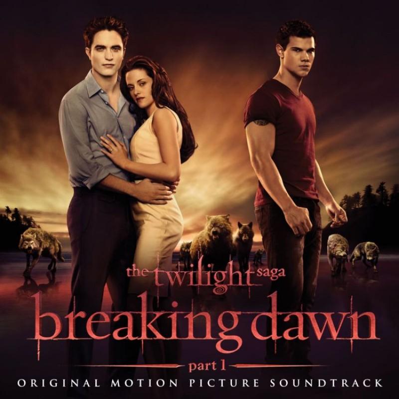 Breaking Dawn Part 1 - Original Motion Picture Soundtrack Deluxe Digital Album