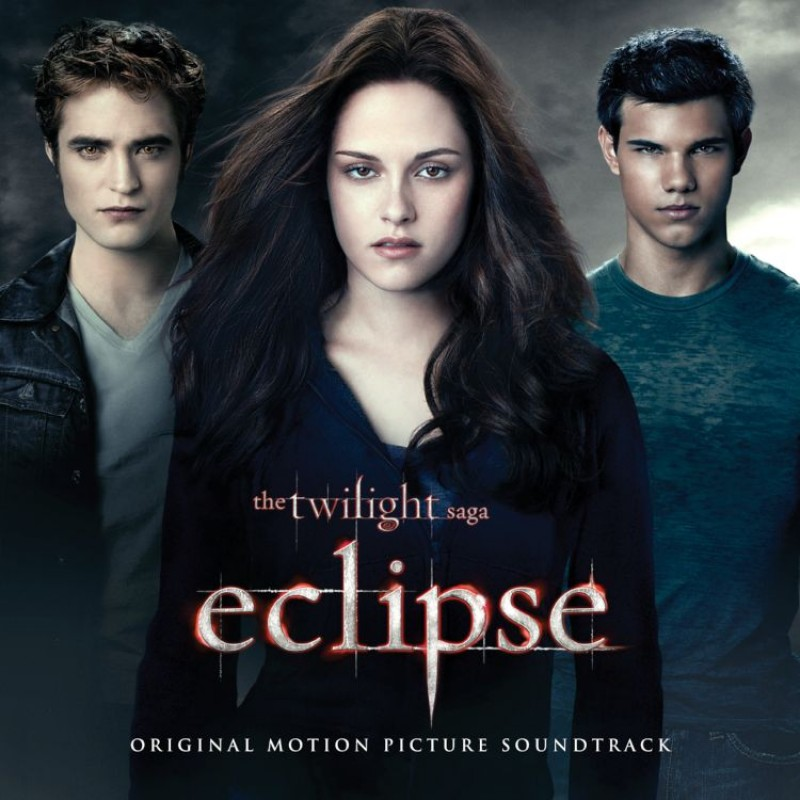 The Twilight Saga: Eclipse (Original Motion Picture Soundtrack) Deluxe CD