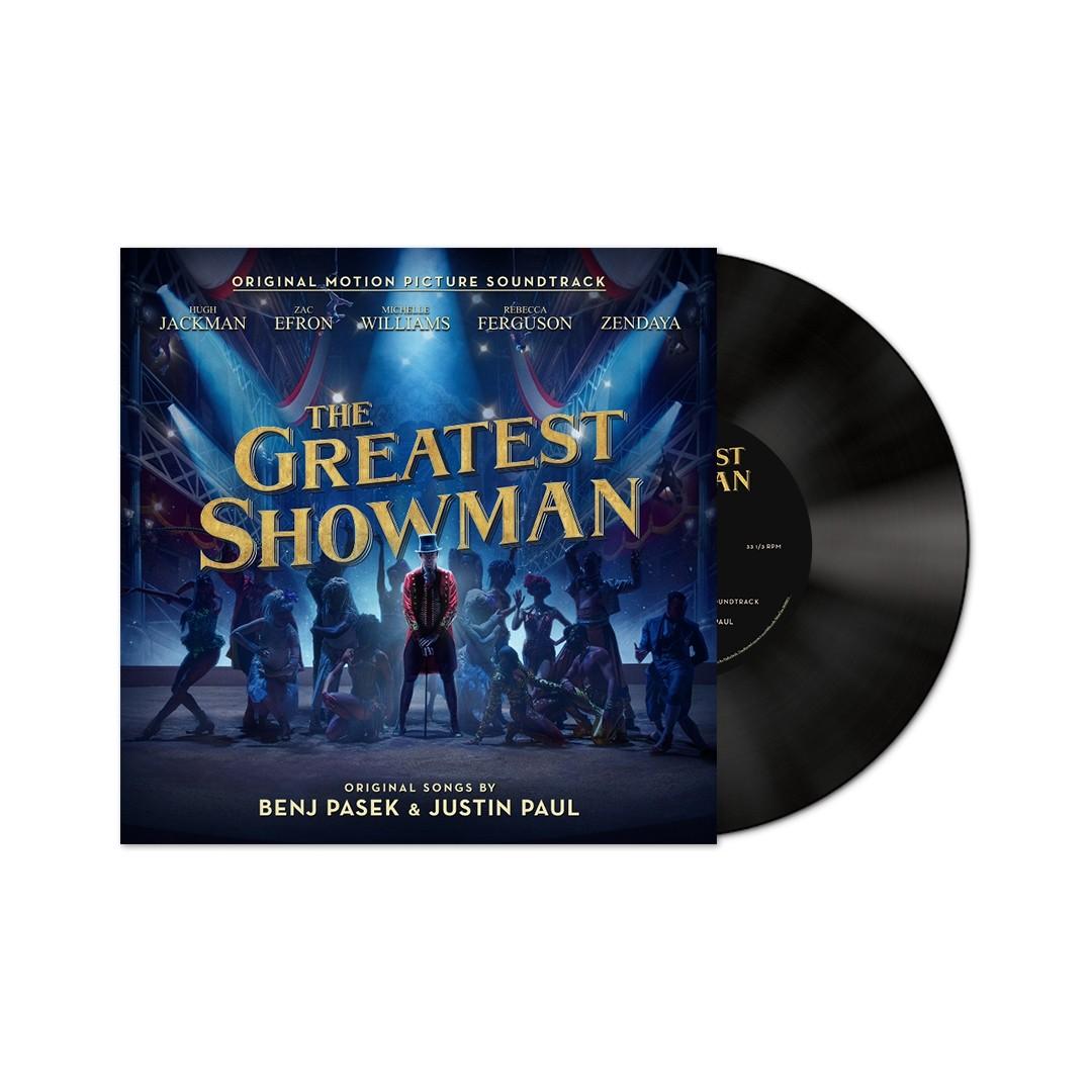 The Greatest Showman Original Motion Picture Soundtrack Vinyl
