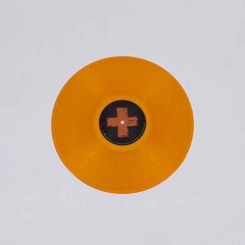 Orange Vinyl Lp