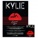 Kiss Me Once Live At The SSE Hydro DVD + 2CD plus Live Poster