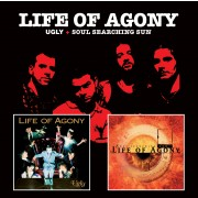 LIFE OF AGONY - Ugly/Soul Searching Sun (2CD)