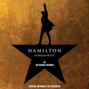 Hamilton (Original Broadway Cast Recording)(Explicit)(4xLP box set)