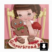 Gingerbread Man Digital Single