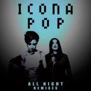 All Night Remixes Digital Single