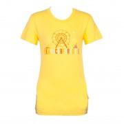 Ferris Wheel Juniors T-Shirt (Yellow)