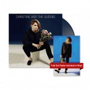Christine and The Queens Vinyl LP (Blue Vinyl)