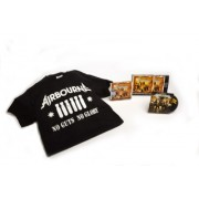 Airbourne - No Guts. No Glory (Overdrive Edition CD/DVD/Shirt)