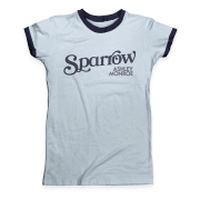Sparrow Ringer T-Shirt