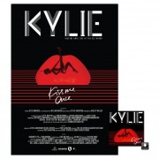 Kiss Me Once Live At The SSE Hydro Digital Album plus Live Poster