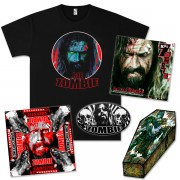 ROB ZOMBIE - Hellbilly Deluxe 2 Coffin Case