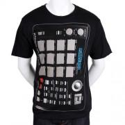 Mpc Basic Black T-Shirt (front)