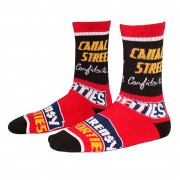 40's & Shorties Custom Racecar Socks